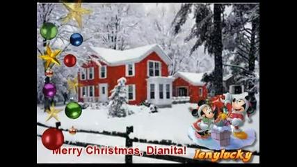Merry Christmas, Dianita!