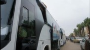 Egypt: Gunmen hit tourist bus outside Cairo hotel