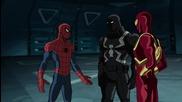 Ultimate Spider-man: Web-warriors - 3x14 - Shield Academy