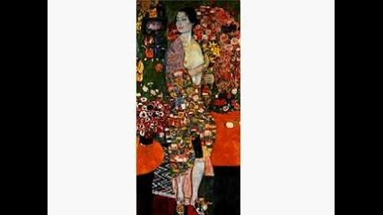 Изкуството на Густав Климт - Gustav Klimt Paintings