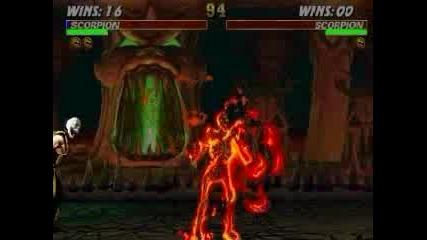 Mortal Kombat - Scorpion Fatality
