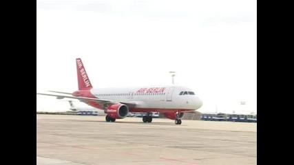 Пътник номер 1 500 000 на Летище Бургас
