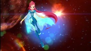 Winx Club - Bloom Bloomix Transformation / Клуб Уинкс - Блум - Трансформация Блумикс Hd!