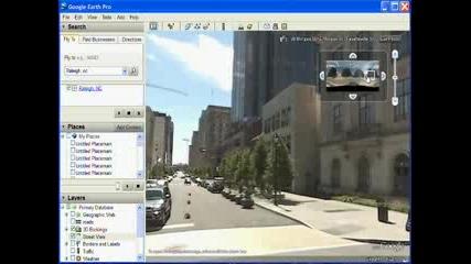 Google Earth 4.3 - 3d