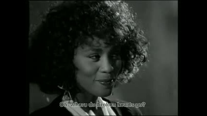 Whitney Houston-where Do Broken Hearts Go/en lyrics/