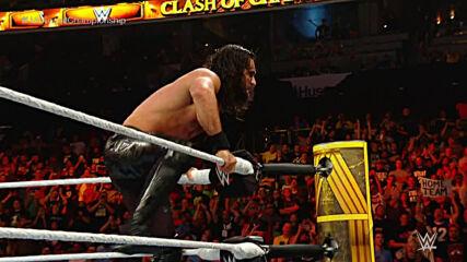 Seth Rollins vs. Braun Strowman – Universal Title Match: WWE Clash of Champions 2019 (Full Match)