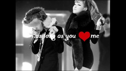 G - Bom : As Long as you love me^^