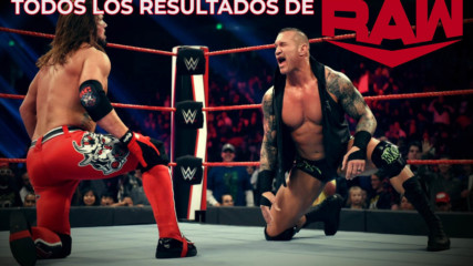 REVIVE Raw en 5 (MINUTOS): WWE Ahora, Dec 9, 2019