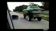 Колата С Най - Лудото Окачване