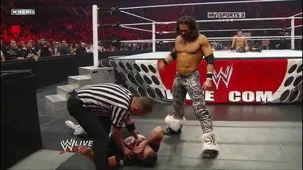 Wwe Championship: The Miz vs. John Morrison - Part 1