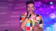 Рафи - нова песен (на живо от наградите на БГ Радио 2018)
