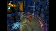 Crash Bandicoot 3 - Boss 03 N. Tropy - Death Tornado Spin