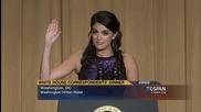 Пълния сет на Сесили Стронг на Вечерята на кореспондентите в Белия дом 2015
