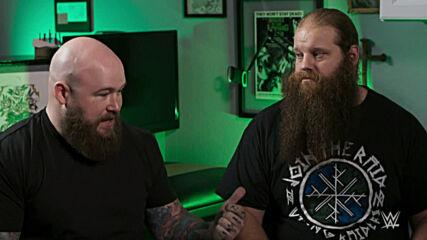 Viking Raiders tell the stories behind their tattoos: Superstar Ink