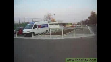 Стадион Нафтекс - Разходка Около Стадиона