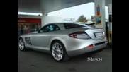 Mercedes Slr Mclaren - Shell София Люлин 1!