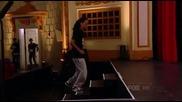 изпълнение в So You Think You Can Dance