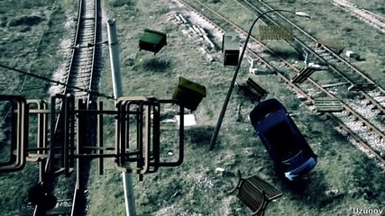 Vfx - Lost Gravity - късометражно филмче
