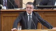 Скандали в парламента заради изборите в Сърница