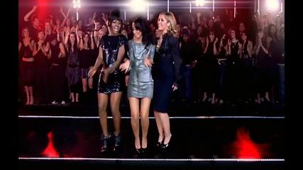 Girls Aloud Vs Sugababes - Walk This Way ( Dvd Rip )