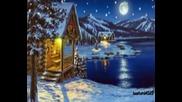 Коледна песен   John Travolta & Olivia Newton John - Auld Lang Syne - Christmas Time Is Here