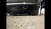 Honda Civic Muffler Exhaust Sound :)