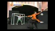Най - смешния японски футбол
