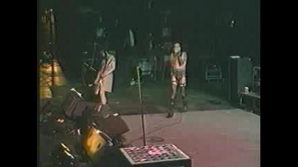 Marilyn Manson - Sweet Dreams (live)