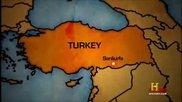 Най-удивителното археологическо откритие Цивилизация на 12000г. ( Гьобекли Тепе ) Шанлъурфа- Турция