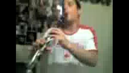 petio sviri na klarinet