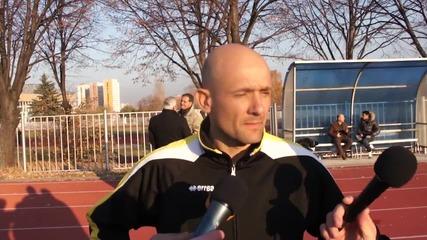 Милен Радуканов: Всичко е възможно, може да видим играчи на ЦСКА в Ботев