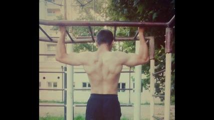 Той тренира въпреки своето заболяване! А ти?