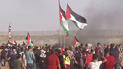 State of Palestine: Dozens injured at weekly Gaza border rally