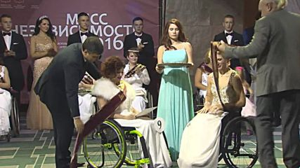 Russia: Beauty pageant for women with disabilities held in Moscow