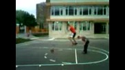 Баскетболисти / Акробати