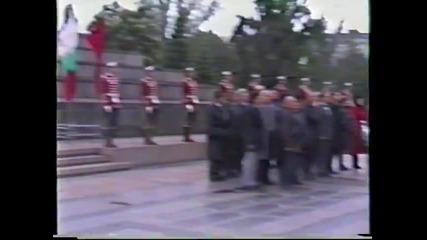 Торжественная линейка в Софии- 9 мая 1989 г. (1)