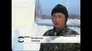 В Китай започна 27-ят фестивал на ледените фигури