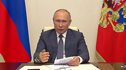 Russia: 'Let's make this first step' - Putin orders to begin mass vaccination against COVID-19