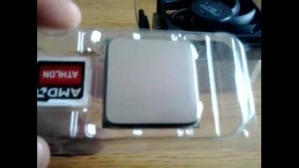 Unboxing[ Amd Athlon X4 750k Black Edition ]