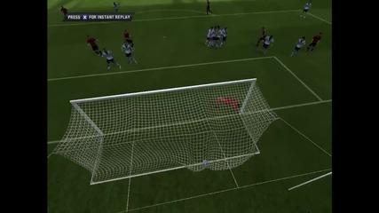 Free Kick Zamora || F I F A 13