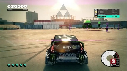 Dirt3 Spin Me Right Round!