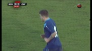 Георги Минчев изравни за Монтана с хубав гол с глава