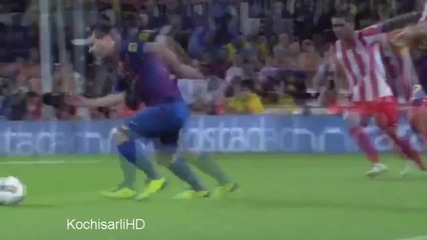 Leo Messi 2011-2012