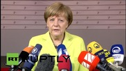 Latvia: Eastern Partnership shows how EU differs from Russia - Merkel