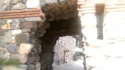 Южна крепостна стена и кула - Созопол