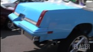 Chop Top On 26 Inch Irocs _ Train Horns- Texas Relays 2011 Series