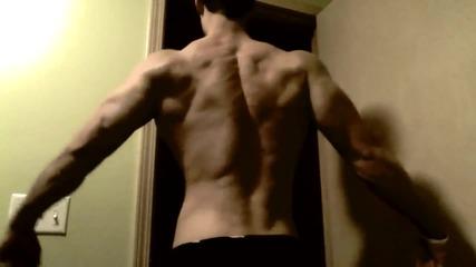 Zach Zeiler се пребори с болестта си (рак) чрез Bodybuilding