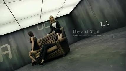 T-ara , Shannon, Gavy Nj - Day and Night [mv]