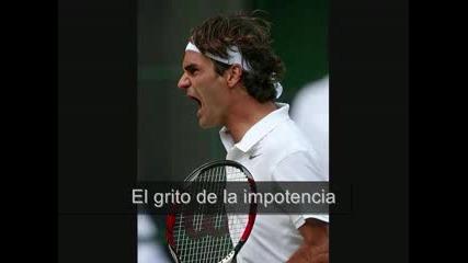Уимбалдън 2008 !!! Надал и Федерер
