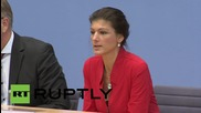 Germany: Wagenknecht and Bartsch replace Gysi as Die Linke parliamentary group leaders